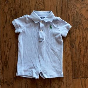 Ralph Lauren 3 month baby outfit / polo